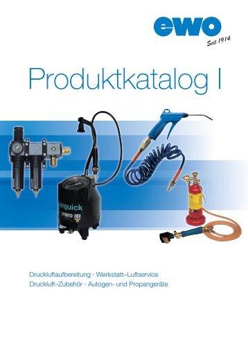 Ewo Produktkatalog