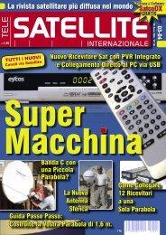 La rivista satellitare più diffusa nel mondo - TELE-satellite ...