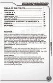 2009 Konami Digital Entertainment KONAMI is a registered - Page 3
