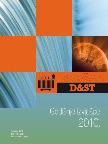 Godišnje izvješće 2010