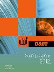 Godišnje izvješće 2012