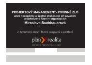 Miroslava Buchbauerová - Konference PM