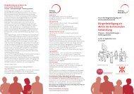 Bürgerbeteiligung als Motor der kommunalen Entwicklung