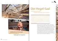Der Hegel-Saal - Kongresszentrum Stuttgart