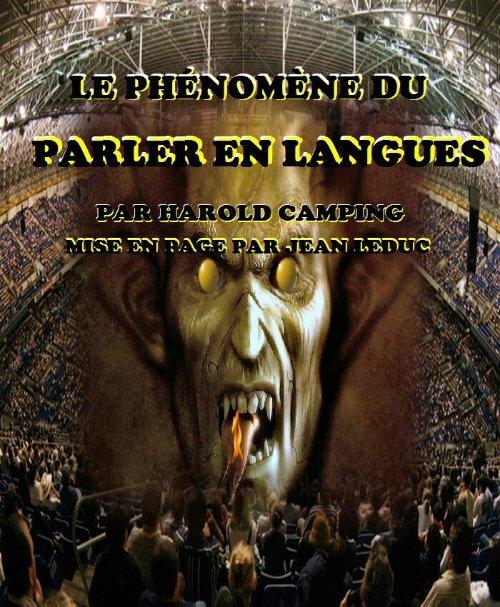 Le phénomène du parler en langues