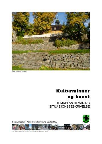 14-Kulturminner og kunst - Kongsberg Kommune