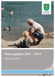 Omsorgsplan 2011-2014.pdf - Kongsberg Kommune