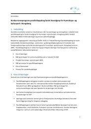 Konkurranseprogram parallelloppdrag fysisk hovedgrep for ...