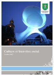 Culture et bien-être social - Kongsberg Kommune