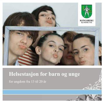 Helsestasjonen for ungdom - Kongsberg Kommune