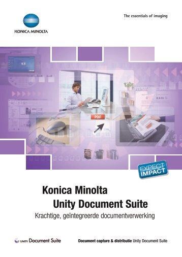 Konica Minolta Unity Document Suite