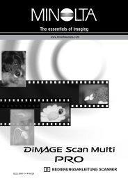 DiMAGE Scan Multi Pro