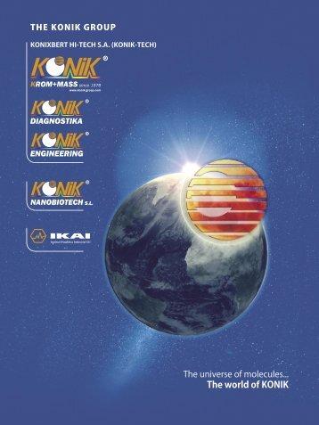The world of KONIK