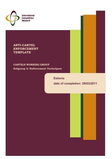 Estonia - Konkurentsiamet