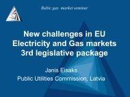 Janis Eisaks (Latvia) - New challenges in the EU ... - Konkurentsiamet