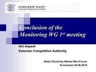 Ms Airi Asperk - Konkurentsiamet