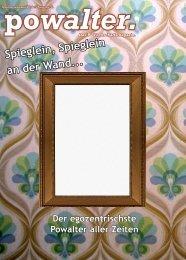 Spieglein, Spieglein an der Wand... - Universität Konstanz