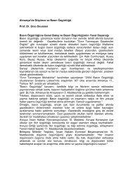 Almanya'da Düşünce ve Basın Özgürlüğü Prof. Dr. Giso Deussen ...