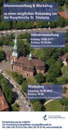Infoflyer zur Infoveranstaltung (14.06.) und Workshop ... - konsalt