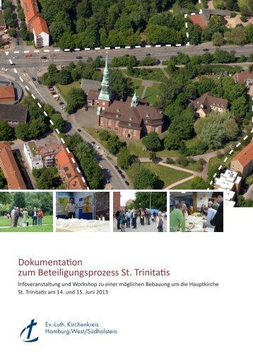 Dokumentation zum Beteiligungsprozess St. Trinitatis - konsalt