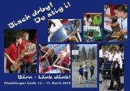 Flyer Erlebnislager 2012.indd - Musikschule Konservatorium Bern