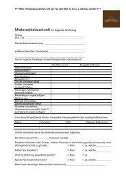 +++ Bitte vollständig ausfüllen und per Fax oder Mail an die u