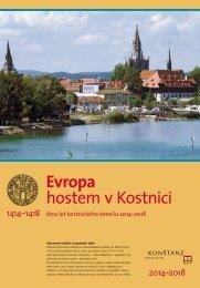 Evropa hostem v Kostnici - 600 Jahre Konstanzer Konzil
