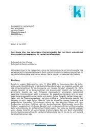 Verordnung über das gemeinsame Erscheinungsbild bei vom Bund ...