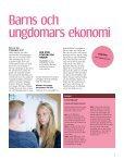 Koll på pengarna - Konsumentverket - Page 3