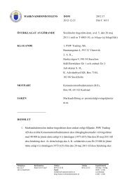 Dom 2012-17 - Marknadsdomstolen