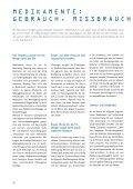 Ausgabe 1 - kontakt+co Suchtprävention Jugendrotkreuz - Seite 6