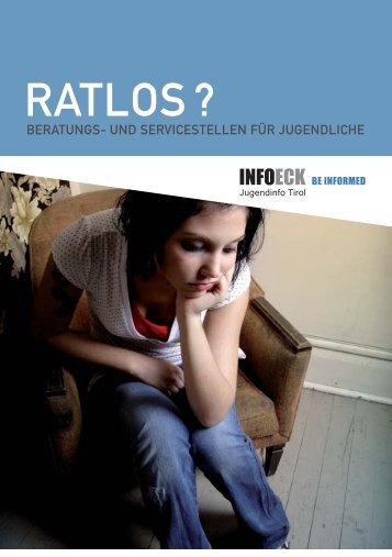 RATLOS ? - Land Tirol