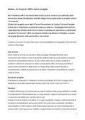 """Relazione del progetto Azione """"Io rinuncio"""" 2013 - Page 2"""