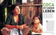 Reportage Bolivien - Kontinente