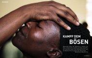 Reportage Sambia - Kontinente