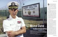Blind Date in Guantánamo - Kontinente