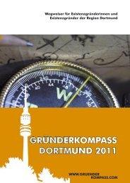Gründerkompass Dortmund - Drechsler - Unternehmensberatung