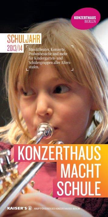 download (PDF) - Konzerthaus Berlin