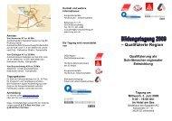 – Qualifizierte Region - Kooperationsstelle Hochschulen ...