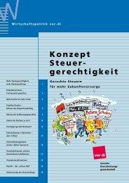 Broschüre Steuergerechtigkeit - ÖFFENTLICH IST WESENTLICH ...