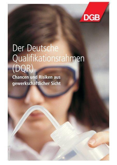 Der Deutsche Qualifikationsrahmen (DQR) - GEW