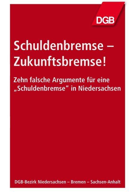 Schuldenbremse - Kooperationsstelle Hochschulen ...