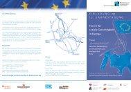 """Anmeldung Forum für soziale Gerechtigkeit in Europa """"Ausweg ..."""