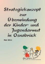Strategiekonzept zur Überwindung der Kinder - Kooperationsstelle ...