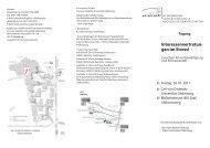Flyer zur Veranstaltung - Kooperationsstelle Hochschule ...