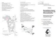 Flyer (pdf) - Kooperationsstelle Hochschule - Gewerkschaften ...