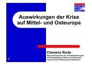 Vortrag Clemens Rode