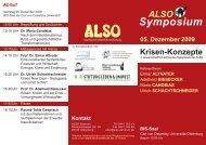 Symposium - Kooperationsstelle Hochschule - Gewerkschaften ...