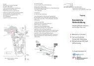 Betriebliche Weiterbildung - Kooperationsstelle Hochschule ...