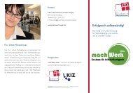 machwerk. pdf - Diakonie Michaelshoven